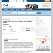 Cell Career Network